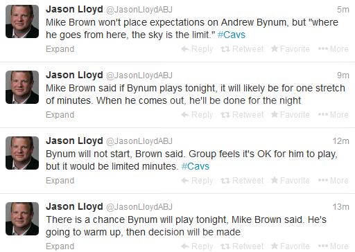 Jason Lloyd twitter